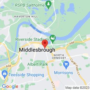 STUDIO 109, 109b Marton Rd, Middlesbrough TS1 2DU, Middlesbrough, Mi TS1 2